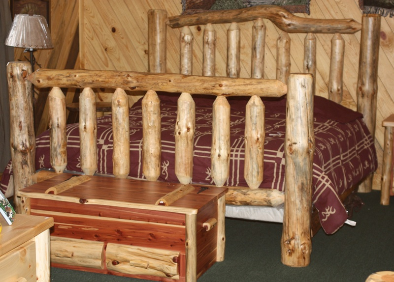 Furniture And Mattresses20350 M60 Homer, Log Furniture Michigan